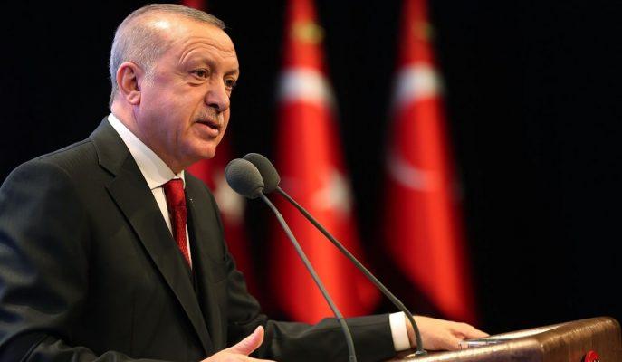 Cumhurbaşkanı Erdoğan Yatay Mimarinin Önemine Vurgu Yaptı