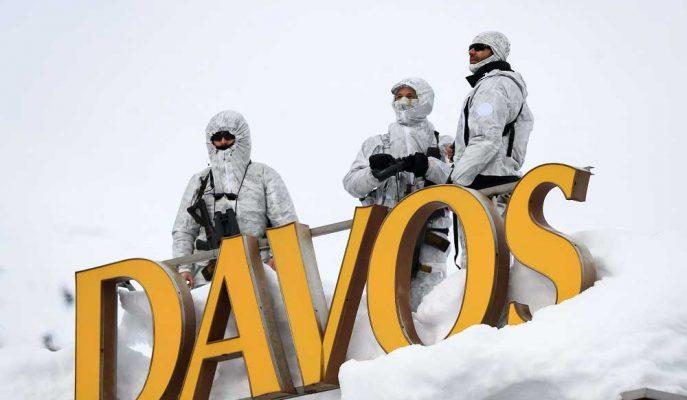 Davos'taki Küresel Liderleri Güvende Tutmak Epey Maliyetli