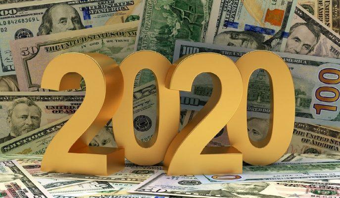 Dolar/TL 2020'nin İlk İşlem Gününde 5,95 Seviyelerinde Sakin Seyrediyor