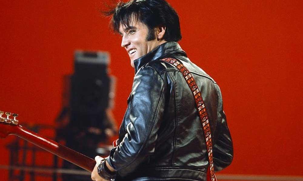 Rock'n Roll'un Kralı Elvis Presley