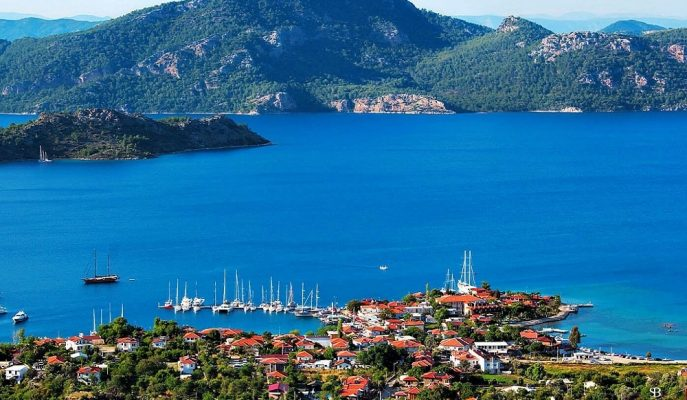 Dünyada En Çok Ziyaret Edilen 100 Şehir Arasında Türkiye'den 4 İsim Bulunuyor