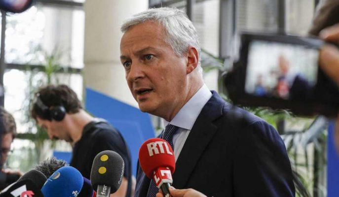 Fransa Ekonomi Bakanı ABD'yi Dijital Vergi Misillemesine Karşı Uyardı