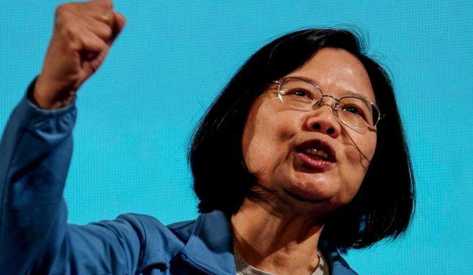 Güçlü Ekonomi Muhtemelen İkinci Dönem için Tsai'nin Lehine Çalışacak