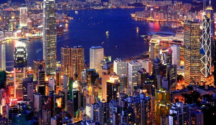 Hong Kong'un Kasım Ayı Perakende Satışları %23.6 Azaldı