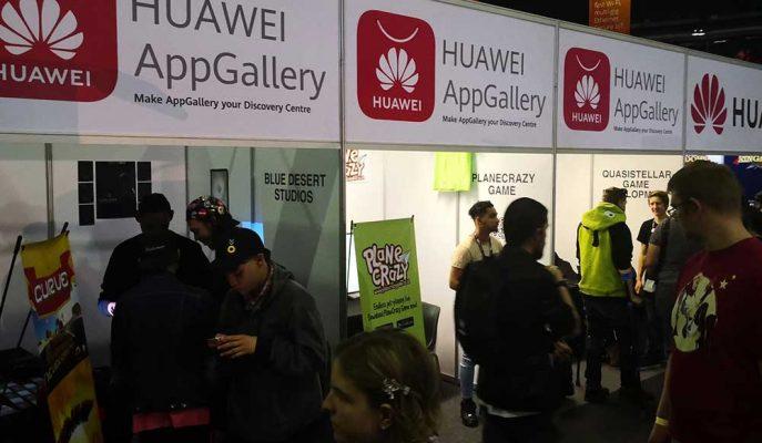 Huawei Geliştiricileri AppGallery'e Uygulama Sunması için Teşvik Edecek