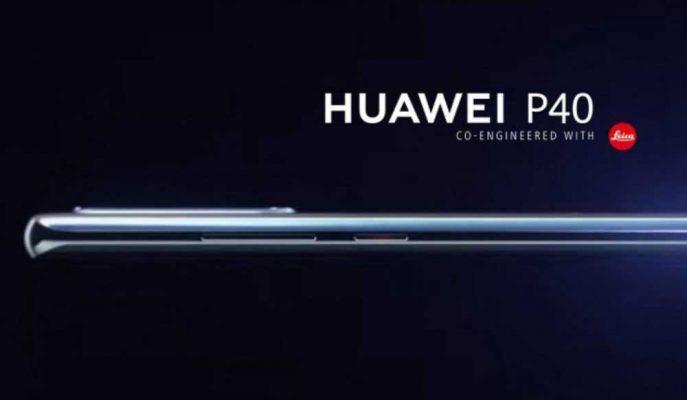 Huawei Beklenen Telefonu P40 Üretim Sürecinde Görüldü