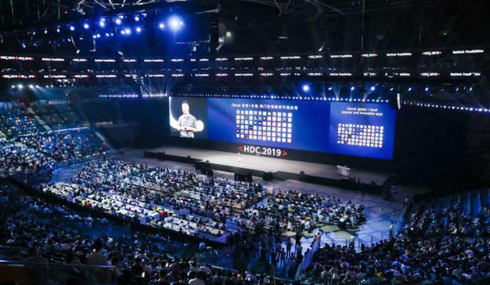 Huawei Çin'deki Virüs Olayı Nedeniyle Geliştirici Konferansını İleri Bir Tarihe Erteledi