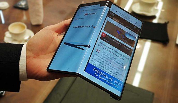 Huawei ve Xiaomi Katlanabilir Ekran Tedariki için Samsung'u Düşünüyor