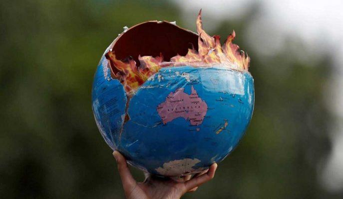 İklim Değişikliğinden Kaynaklanan Riskler 2008 Krizine Göre Daha Büyük