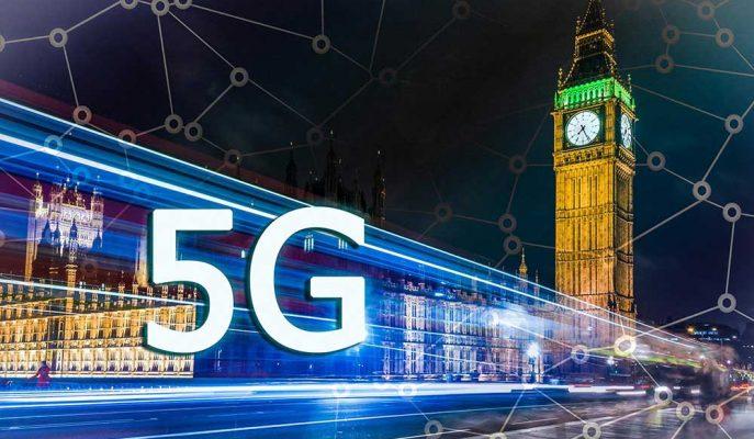 İngiltere'nin Huawei ile 5G Anlaşma Konusunda Son Kararı Merak Ediliyor