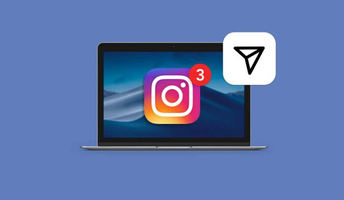 Instagram Kullanıcıları Masaüstü Uygulamasından Mesaj Atabilecek