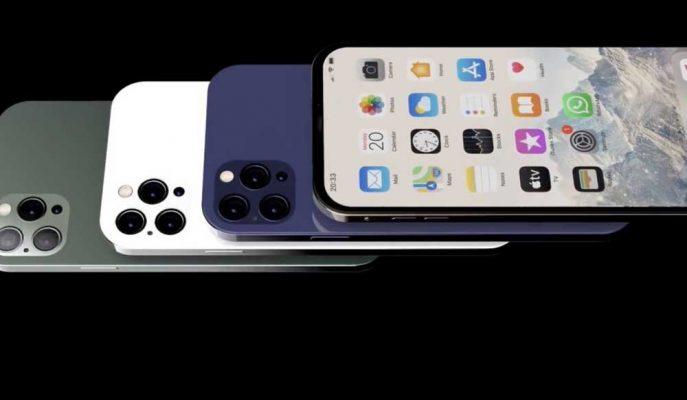 iPhone 12 için Beklentiler Işığında Yeni Bir Konsept Hazırlandı