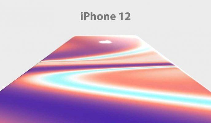 iPhone 12 için Her Tarafı Ekran Olan Bir Konsept Hazırlandı