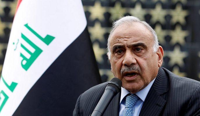 """Irak Başbakanı Abdulmehdi: """"İran'ın ABD'ye Füzelerle Saldıracağını Önceden Biliyorduk"""""""