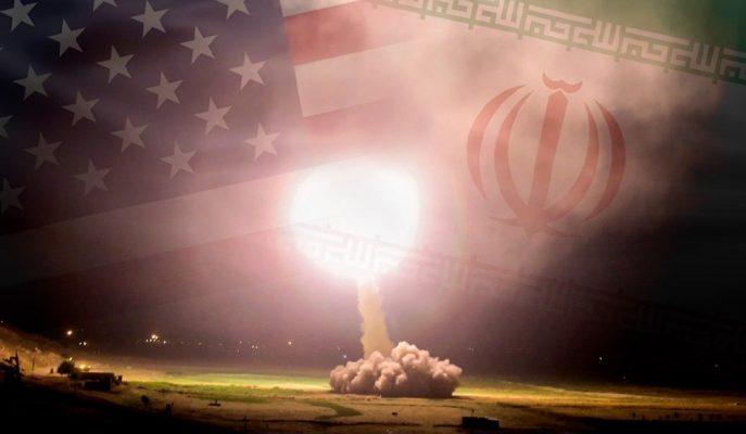 """İran: """"ABD'nin Irak'taki İki Hava Üssünü Balistik Füzelerle Etkisiz Hale Getirdik"""""""
