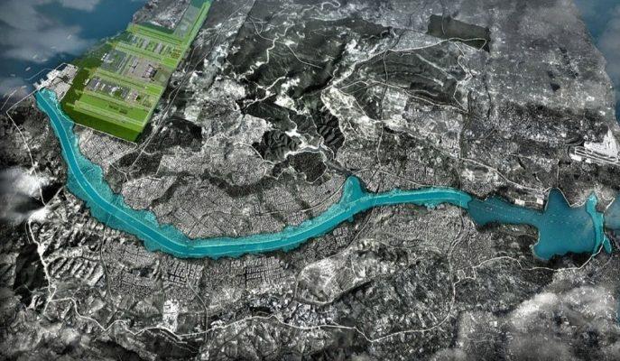 Kanal İstanbul'dan Geçecek Gemilerden Yıllık 1 Milyar Dolar Gelir Hedefleniyor