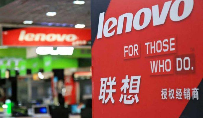 Lenovo Çin'deki PC Pazar Payının Yüzde 40'tan Fazla Olduğunu Açıkladı