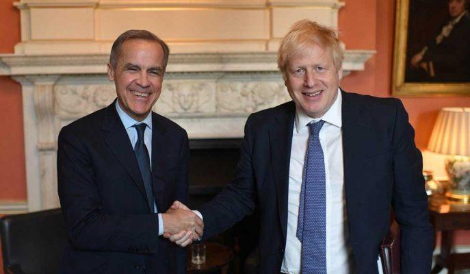 Mark Carney İklim Değişikliği Zirvesi için Boris Johnson'ın Danışmanlığına Seçildi
