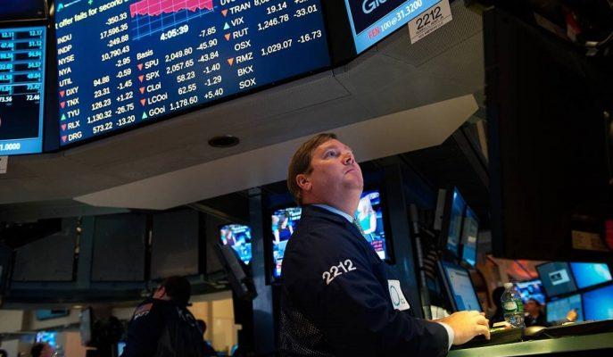 Mnuchin'in Çin'e Tarife Açıklamalarıyla ABD Borsaları Karışık Seyirde Kapandı