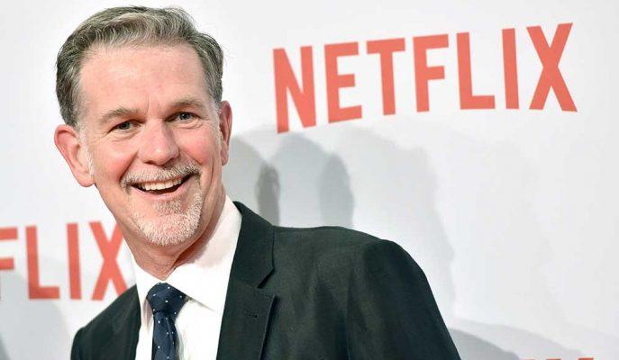 Netflix CEO'su Hastings, Reklam Gösterimi Konusunda Son Noktayı Koydu