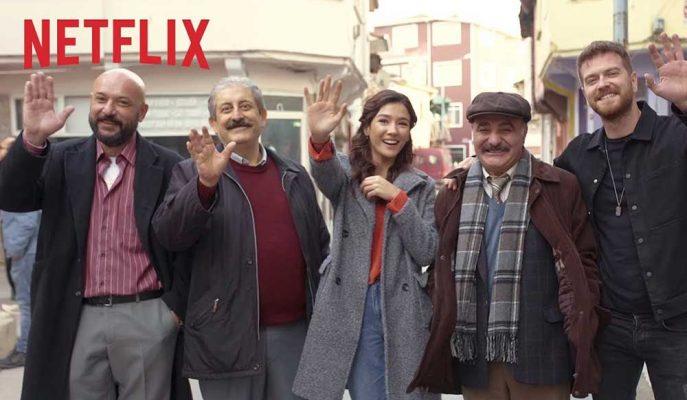 Netflix'ten Kara Mizah Türk Dizisi Geliyor: 50m2 Hazırlıkları Başladı