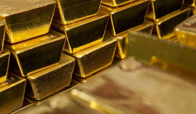 Volatil Seyreden Ons Altın Gün İçinde 10 Dolara Yakın Değişim Gösterdi