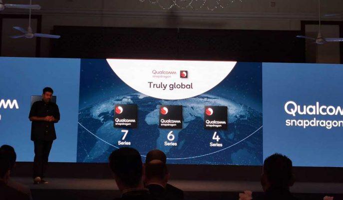 Qualcomm Orta Seviyeye Hitap Eden Yeni Snapdragon İşlemcilerini Duyurdu