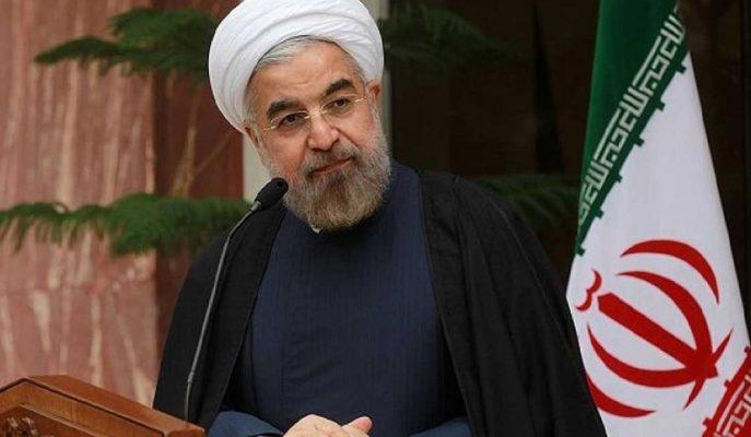 Ruhani, Bölgedeki ABD Askeri Gücünün Gerilimi Tırmandırdığını Söyledi
