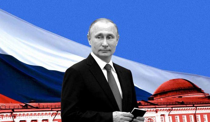 Rusya Hükümeti İstifa Ederken Putin Gücünü Artırıyor