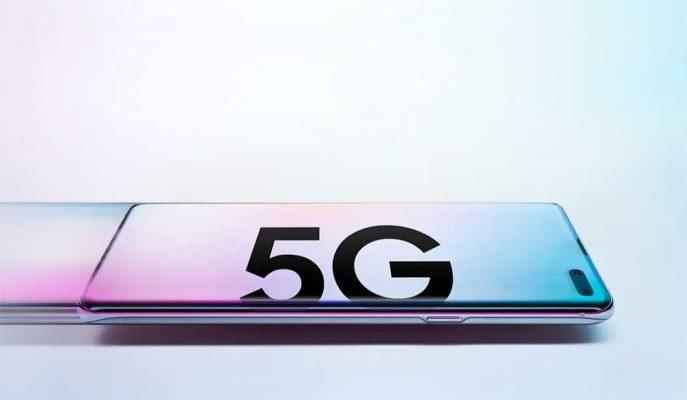 Samsung 5G Destekli Akıllı Telefon Satışlarında da Lider Oldu
