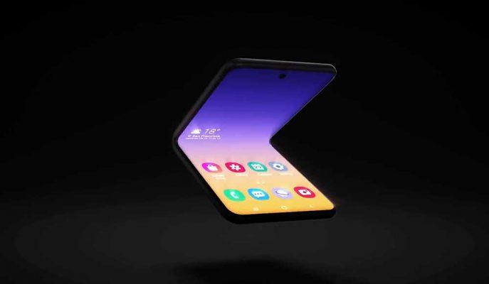 Samsung'un Yeni Katlanabilir Telefonu Galaxy Bloom Adıyla Çıkacak