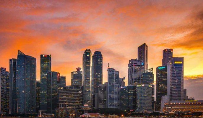Singapur Ekonomisi 2019'da Sadece Yüzde 0.7 Büyüdü