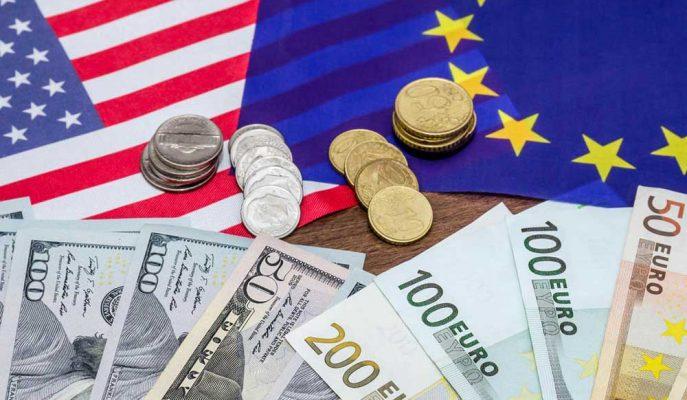 Siyasi Risklerin ABD'ye Doğru Kaymasıyla Euro 2020'de Yükselecek
