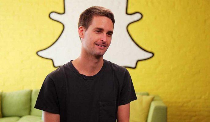 Snapchat'in Patronu Spiegel, TikTok için Övgü Dolu Sözler Söyledi