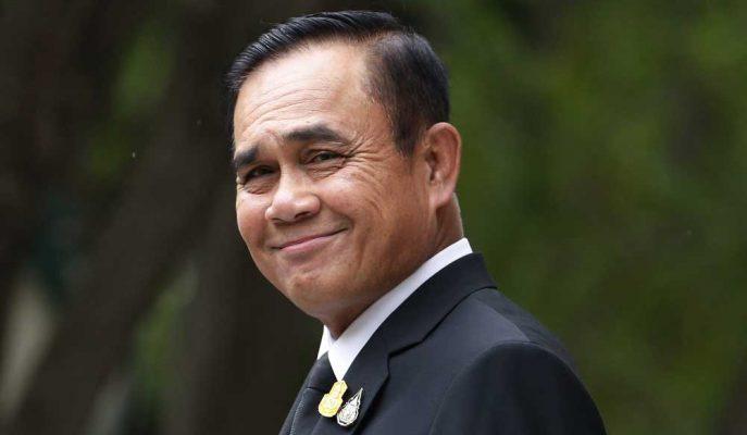 Tayland Parlamentosu Ekonomiyi Desteklemek için Gecikmiş Bütçeyi Onayladı