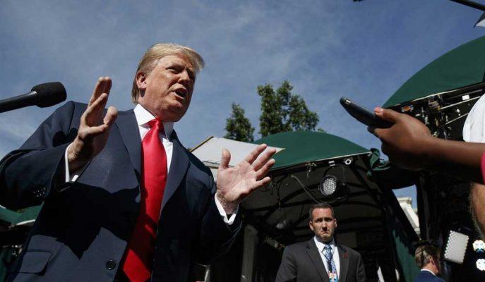 Trump Çin'le Ticaret Anlaşmasını Bitirmek için 2020 Seçim Sonrası Yorumunu Yineledi