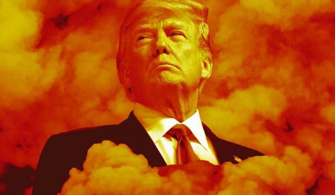 Trump İran Gerginliklerini Kendi Lehine Kullanabilir