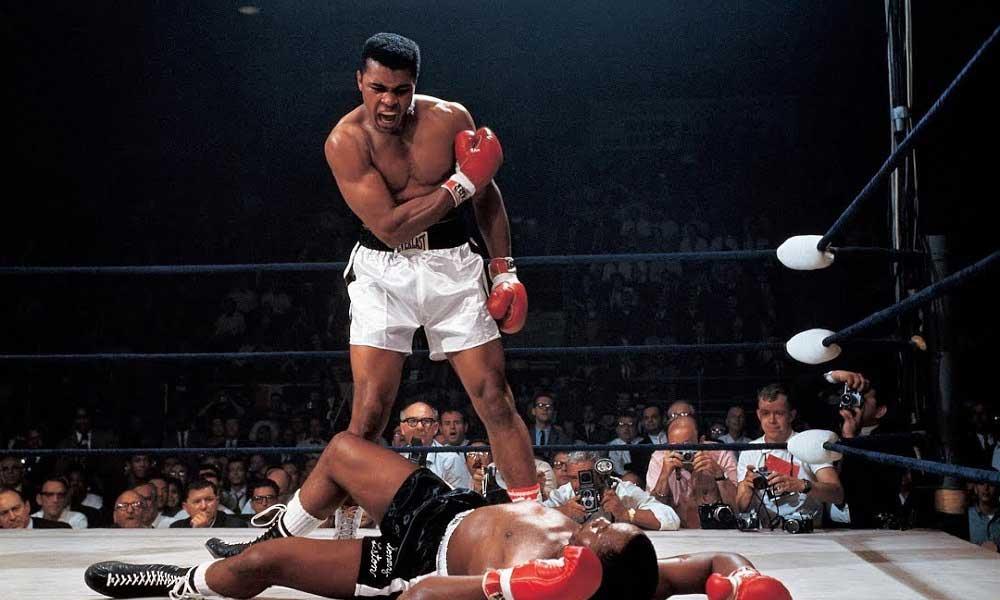 Tüm Zamanların En İyi Boksörü Muhammed Ali