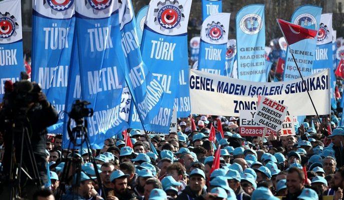 Türk Metal Sendikası ve MESS Nihayet İşçilerin Zam Miktarında Uzlaşma Sağladı