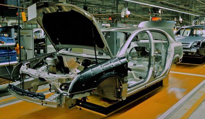 Türkiye'nin Otomotiv Üretimi 2019'da Önceki Yıla Kıyasla %6 Geriledi