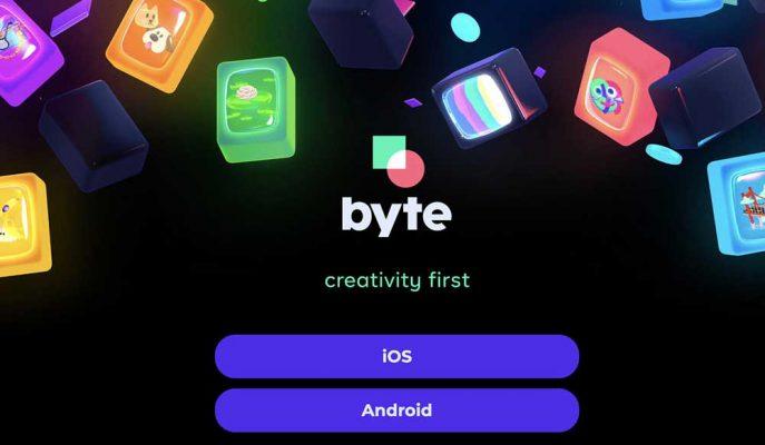 Vine'ın Yaratıcısı Tarafından Geliştirilen Byte, Mobil için Yayınlandı
