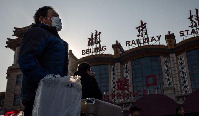 Virüs Salgını Önlenemezse Çin Ekonomisi %1,2 Puan Daralabilir