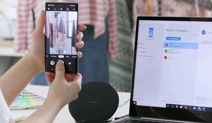 Your Phone Uygulamasına PC ile Android Arasında Dosya Aktarım Özelliği Geliyor