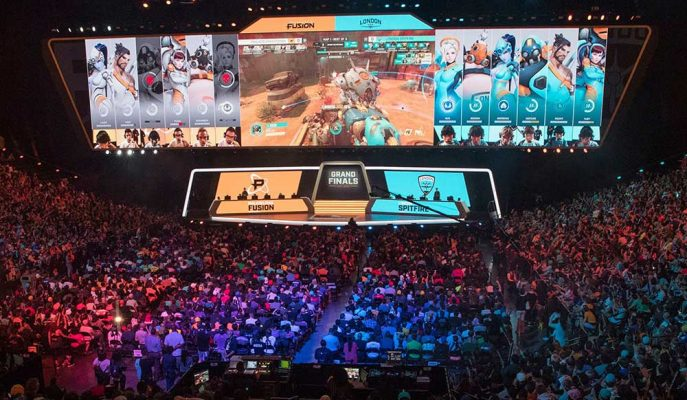 YouTube, Call of Duty ve Overwatch Oyunlarının E-Spor Turnuvalarını Yayınlayacak