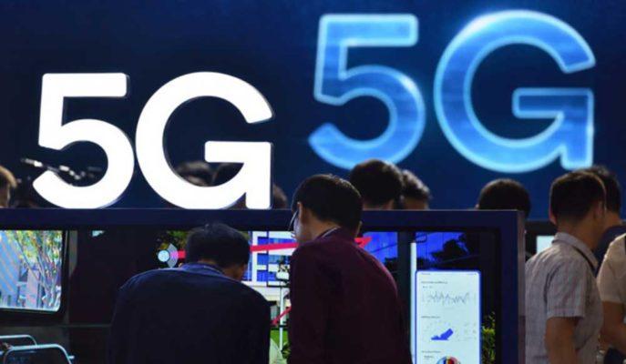 5G Destekli Telefonlara En Büyük İlgi Çin'den Oldu