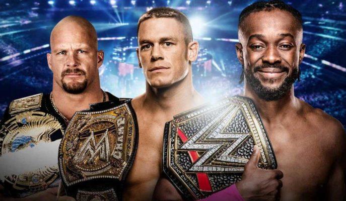 Amazon WWE'yi Satın Alabilir!