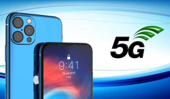 Apple, iPhone 12 Modelinde Yer Alacak 5G Anteni Kendi Geliştirebilir