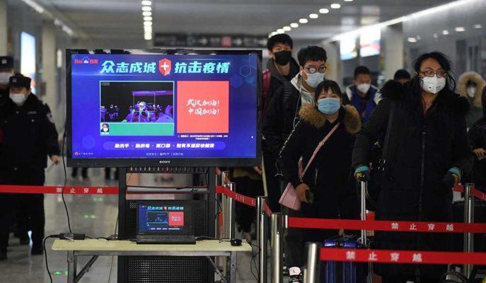 Baidu Çin'de Maske Takmayanları Yapay Zeka ile Tespit Edecek Uygulama Geliştirdi