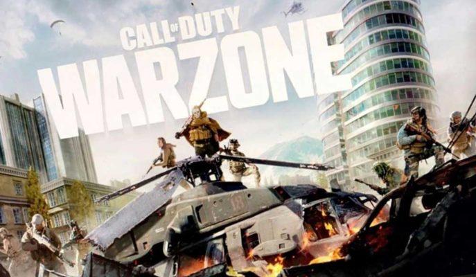 PUBG'nin Rakibi Olacak Call of Duty Warzone için Tarih Bilgisi Geldi