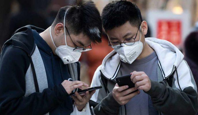 Corona Virüsü Çin'deki Akıllı Telefon Satışlarını Yarı Yarıya Düşürecek